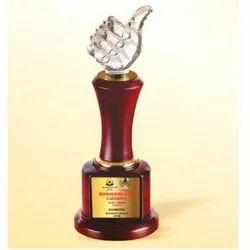 WM 9764 Elegant Well Done Trophy