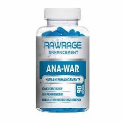 Rawrage Ana-War Human Enhancements Weight Gain Nutrition, Treatment: Natural Cutting