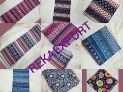 Printed Cotton Fabric For Kurtis