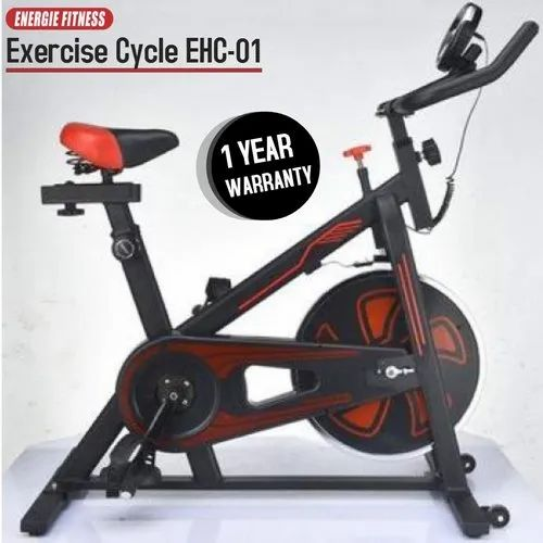 EHC-01 Energie Fitness Aluminium Alloy Exercise Cycle