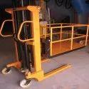 Dia Loading Platform Stacker Cap