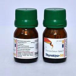 50 Mg Thyroxine Sodium Tablate IP