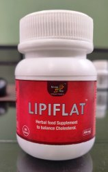 Stone Age - Cholesterol Reducers Tablets ' Lipiflat '