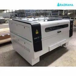 Automatic Laser Leather Cutting Machine
