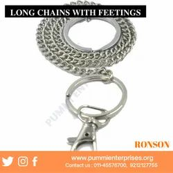 Chain ring with Feeting