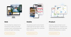 UX Application Development Services