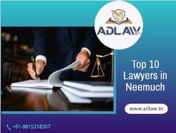 Top 10 Lawyers in Neemuch