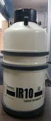 IR-10 Liquid Nitrogen Container
