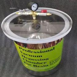 BHFPFC3045 Professional Vacuum Degassing Chamber For Resin