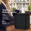 Multicolor T5 Wireless Bluetooth Speaker