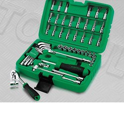 Toptul 51 PC 1/4 Rachet Tool Kit