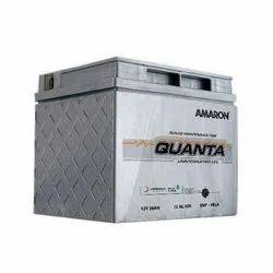 Amaron Quanta 12v 26ah Smf Battery