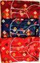 Full Length Cotton Gujuri Print Night Gown