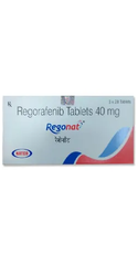 Regonat 40mg Tablet