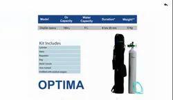 Optima Oxygen Cylinder