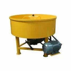 Pan Concrete Mixer
