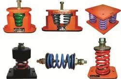 CI Vibration Isolators, For Pumps, Size: 8 Mm To 20 Mm