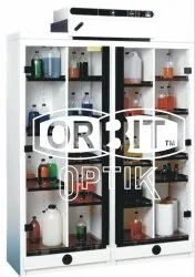 Orbit Ventilated Chemical Storage Cabinets