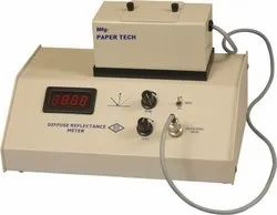 brightness and whiteness tester for powder testing