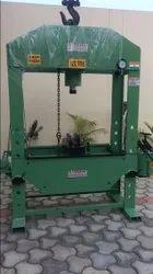 Hand Operated Hydraulic Press Machine 100 Ton