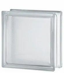 Clear Mist Glass Block