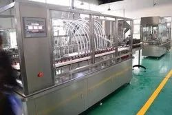 Automatic Suspension Syrup Manufacturing Plant