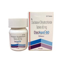 Dacikast 60mg Tablet