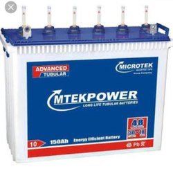 Microtek 150 ah inverter battery