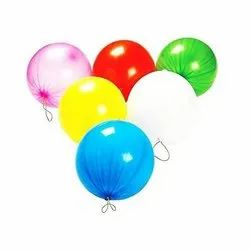 Colored PVC Party Balloon, Packaging Type: Packet, Size: 12 Inch