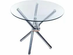 FIX-O-SELF 18x24 Stainless Steel Center Table
