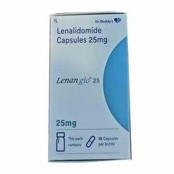 25 Mg Lenalidomide Capsules
