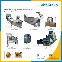 Dehydrated Fruit Making Machine Production Plant