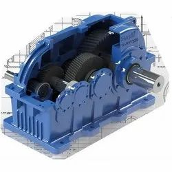 helical gearbox repairing service