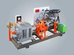 5 KW Semi Automatic Eddy Current Dynamometer