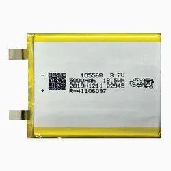 5000mAH 3.7V Polymer Battery 105568