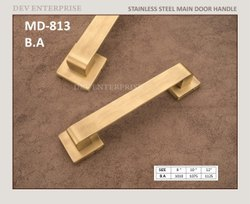 STAINLESS STEEL MAIN DOOR HANDLE RANGE