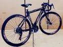21 Gear Black Neo Road Bike
