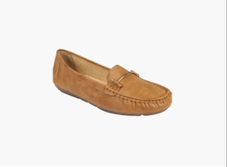 Autumn/Spring AWC-133 Women Brown Loafers, Size: 38