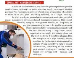 General Pest Management Services