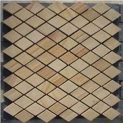 Flooring Stone Mosaics Tiles
