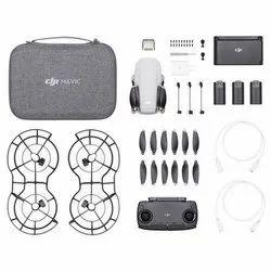 Carbon Fiber 16 MP DJI Mavic Mini Drone Combo, Video Resolution: 4k Uhd