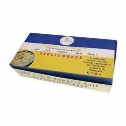 Cardboard Garlic Bread Box