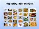 Proprietary Foods Service