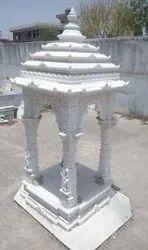 Marble Chhatri Temple