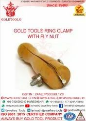 Ring Clamp with Fly Nut
