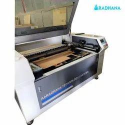 Aaradhana Laser Cutting Machine