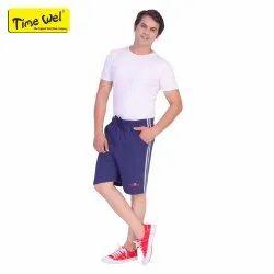 Timewell 6 Colors Men Cotton Shorts
