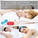Anti Snoring and Air Purifier Nose Clip