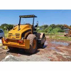 JCB Vibromax VM115 Soil Compactor Rental Service, 16 Ton, 12 Ton