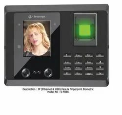 Cloud Biometric Device With Face Recognition Secureye